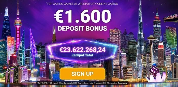 1600 EUR welcome bonus