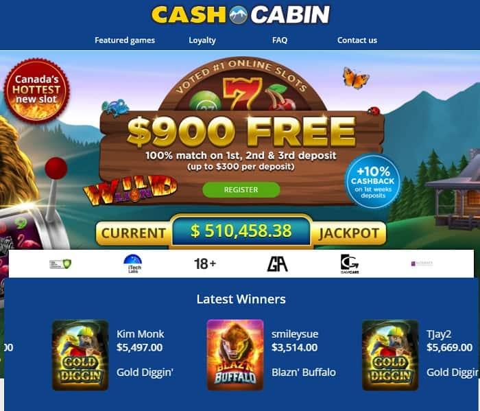 Claim $900 free cash!