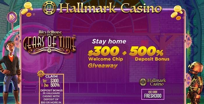 Hallmark Bonus Code