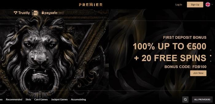 Premier Free Bonus Codes
